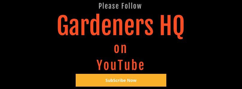 Subscribe to Youtube Gardening Channel