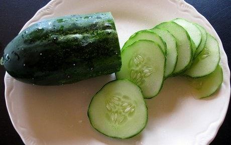 Cucumber Fruit Photograph